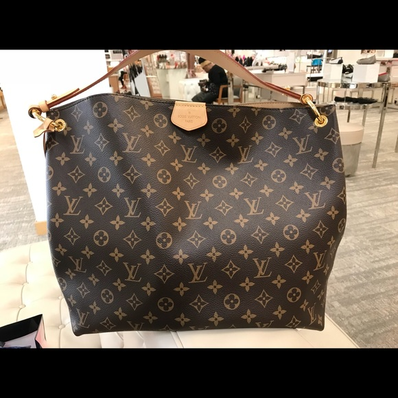 e252ef48a168 Louis Vuitton Handbags - Graceful MM - Purchased in Feb 14 2018